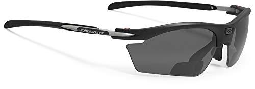 Rudy Project Rydon Readers +1.5 dpt Glasses Matte Black/Smoke Black 2019 Fahrradbrille