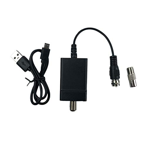 duhe189014 TV Antenne Signal Verstärker Universal USB Digital High Gain Low Noise Verstärker Signal Booster Für Indoor Outdoor HDTV Antenne Atsc-outdoor-antenne
