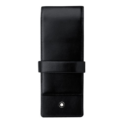 Montblanc Taschenorganizer Meisterstück Schwarz 4017941143136
