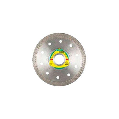 KLINGSPOR KLI-331040 331040 DT 900 FP Diamanttrennscheiben 125 x 1,4 x 22,23 mm 1,4 x 10 mm profilierter Schneidrand Inhalt: 1 Stück
