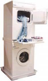 drehflex zwischenbaurahmen waschs ule f r waschmaschine und trockner mit auszug. Black Bedroom Furniture Sets. Home Design Ideas