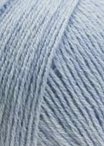 LANG YARNS Merino 400 Lace - Farbe: Jeans Hell (0034) - 25 g / ca. 200 m Wolle -
