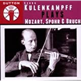 Kulenkampff Plays Mozart,Spohr...
