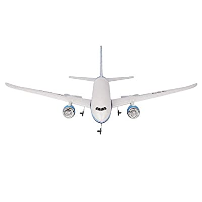 Cosy-TT RC Drone Boeing 787 Plane Glider Airplane EPP Foam Remote Control Aircraft, 2.4G 3Ch RC Airplane Fixed Wing Plane Toys Airways Plane Jets Fun Toys