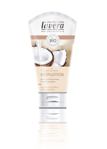 Lavera Bodylotion Bio-Vanille & Bio-Kokos, 2er Pack (2 x 150 ml)