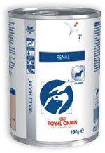 Royal Canin Renal Dosen Hund - Dosenfutter für Hunde mit chronischem Nierenversagen 12x410g