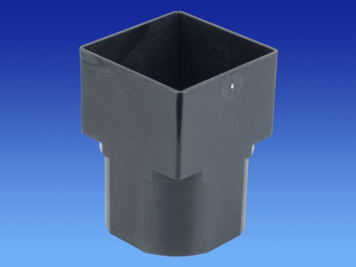 wavin-osma-4t836-black-drain-adaptor-square-to-round-for-61mm-square-68mm-round-downpipes