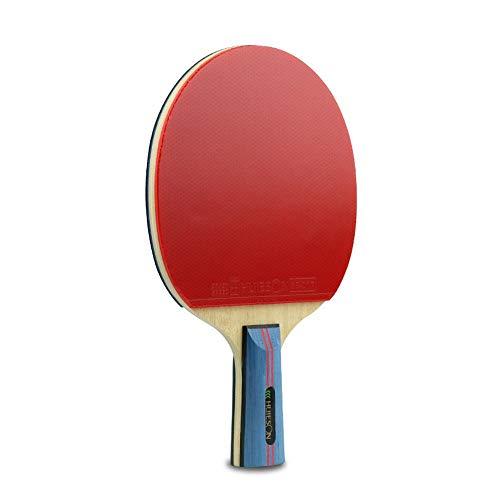 AILVOA Tischtennisschläger, Ping-Pong-Paddle für Training Wettkämpfe Spielen im Innen- oder Außenbereich