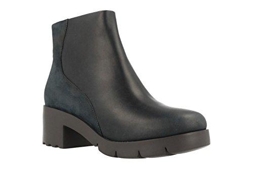 Camper Wanda Block Heel Damen Ankle Stiefel Dark Teal - 39 EU (Schuhe Camper Stiefel)