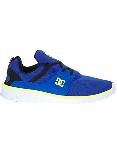 DC Heathrow M Herren Sneakers Blue/black/yellow