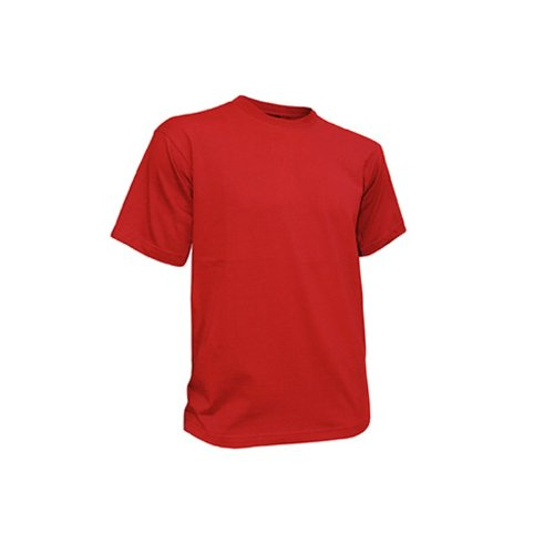 T-SHIRT OSCAR CO (100% Baumwolle) ROT 4XL (Co-shirts)