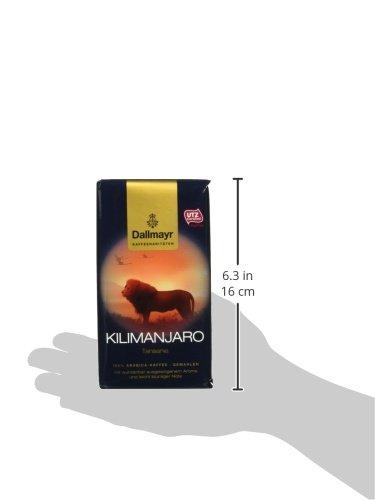 Dallmayr Kaffeerarität Kilimanjaro HVP, gemahlen,4er Pack (4x 250 g) - 6