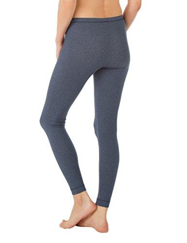Calida Damen Legging Leggins Motion Blau (jeans melé 709)