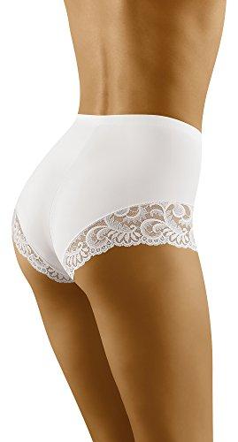 Wolbar Damen Slip WB216 Weiß