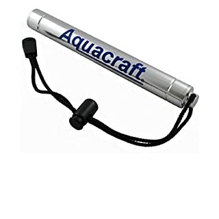 Aquacraft Aluminum Scuba Diving Noise Signal Underwater Device by Trident