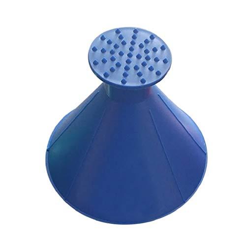 12shage-Cone-Shaped-Auto-Windschutzscheibe-Schneerumung-Scraper-Schaufel-Fensterreinigungswerkzeug