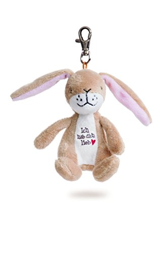 Schlüsselclip, Weiβt du eigentlich wie lieb ich dich habe (Ich Liebe Dich Schlüsselanhänger)