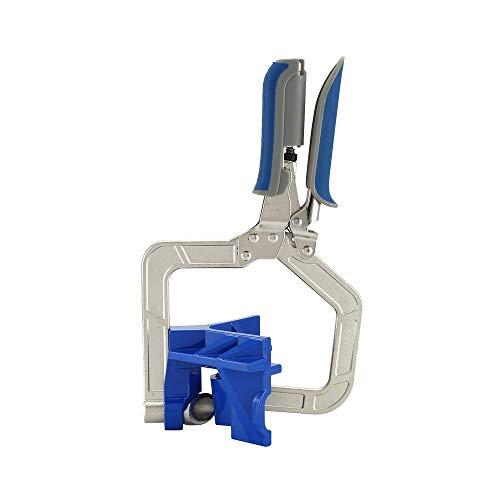 31kl7yU9KVL - BlakeSha36 Mitre Jigs Herramienta de Abrazadera de Esquina multifunción para carpintería Juntas en T para Kreg Jigs Blue