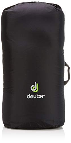 Deuter Flight Cover 60 Schutzhülle, Black, 92 x 48 x 1 cm, 60 L