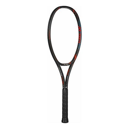 Yonex VCORE Pro 100 Tennisschläger, 300 g, Schwarz/Blau/Orange, Unisex, natürlicher Farbton, 4 1/2