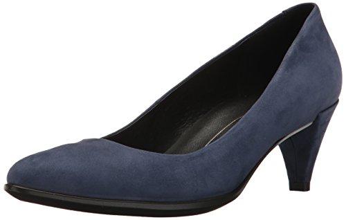 ECCO Damen Ecco Shape 45 Pointy Sleek Pumps, Blau (Blue Iris), 40 EU