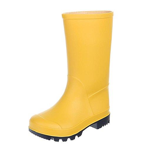 Kinder, GST–K130P Rain Boot Wellington Boots