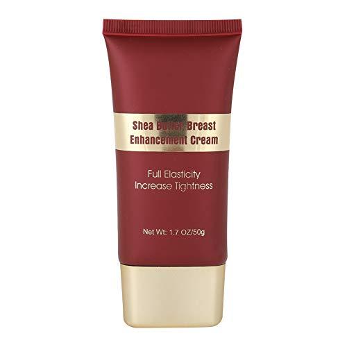 Crema para pecho, Reafirmante, Efecto push-up, Anti estrías, Cuidado eficaz, levantar,mejorar los senos 50 g