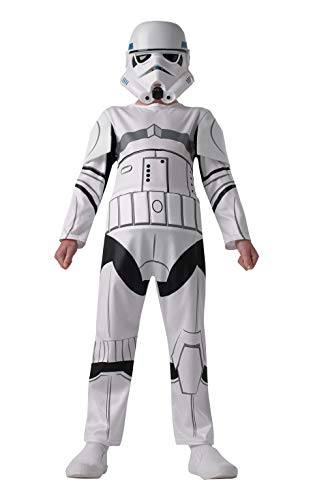 Rubie's Stormtrooper Star Wars Rebels Kostüm für Kinder, ()