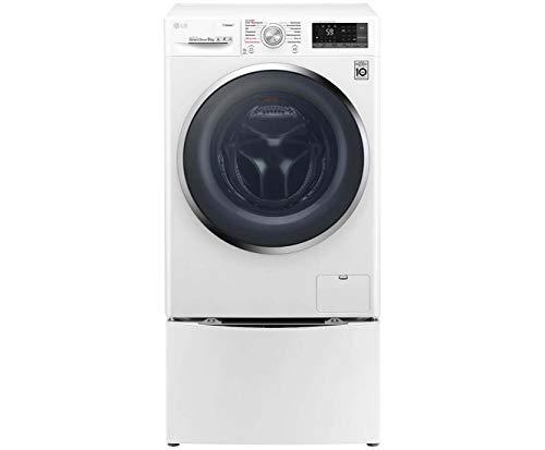 LG TWIN W9 ATS2 Waschmaschine 9 kg +2 kg, 1400 U/Min, A+++