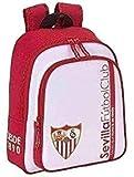 Safta Mochila Sevilla F.C. Oficial Mochila Infantil 280x100x340mm