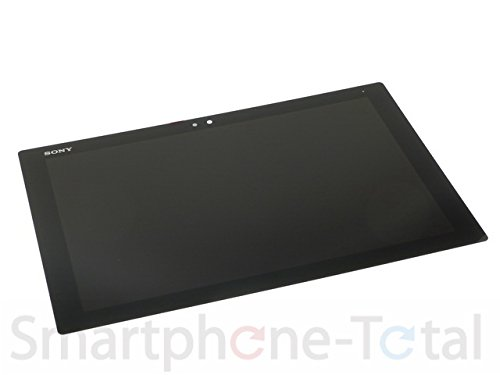 Sony Xperia Tablet Z4 Displaymodul Display Touchscreen Glas LCD Flex Kabel Leitung - schwarz Sony Lcd-pc