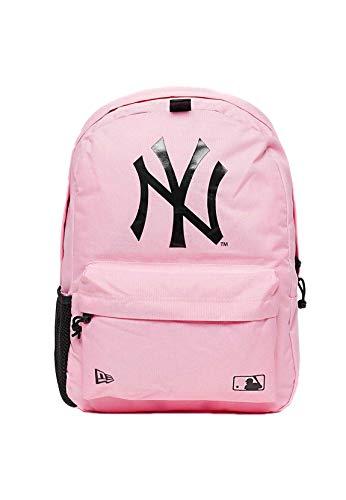 New Era Rucksack MLB STADIUM PACKN NEW YORK YANKEES Pink Black