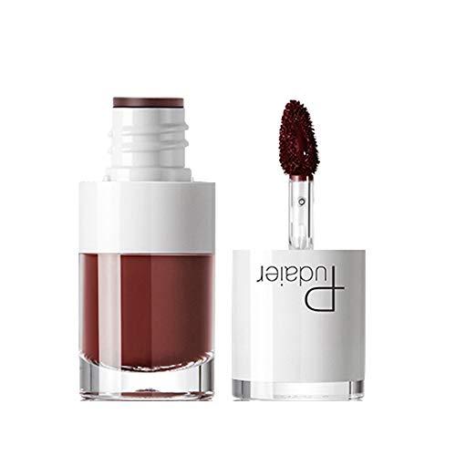 TOWAKM Lippenstift,Neuer Langlebiger Lippenstift Wasserdichter MattflüSsigkeits Lipgloss Lippenzwischenlagen Kosmetik -
