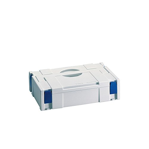 Preisvergleich Produktbild Tanos Classic Mini-Systainer Gr. 1 lichtgrau - 80000016