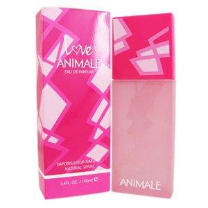 Love Animale POUR FEMME par Animale Parfums - 100 ml Eau de Parfum Vaporisateur