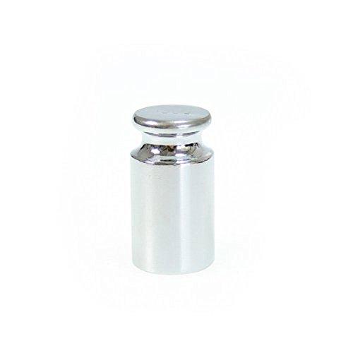 niceeshop(TM) 100g Kalibriergewicht für Mini Taschenwaage Digitalwaage(Silbern)