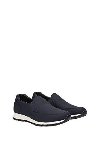 Prada Sneakers Uomo - (4D2805BLEU) EU Blu