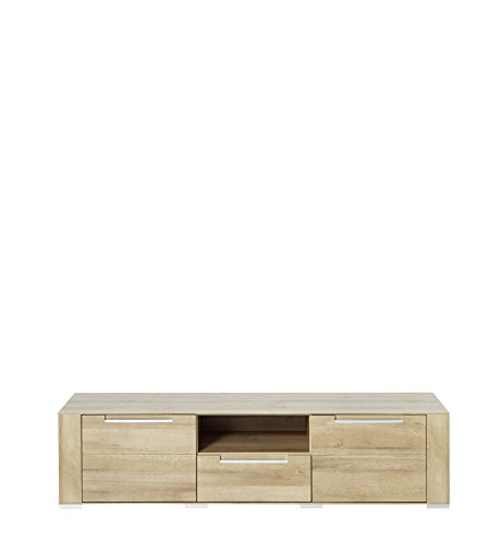 Paul DORRA61032 Lowboard, Holz, braun, 47 x 170 x 43 cm - 2
