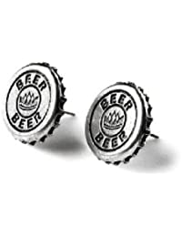 Beer Earrings - Mother's Day Gift - Girlfriend Gift - Gift Box Included