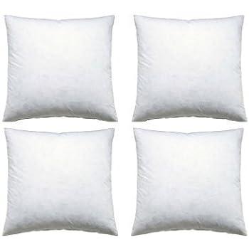 Pillow 360 G Filling Pillow Insert Feather Pillow Sofa Cushion 4