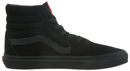 Vans Herren U Sk8-Hi Sneaker Schwarz