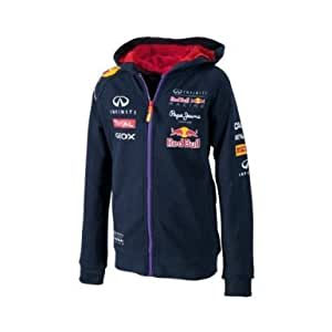 infiniti red bull racing official teamline kinder hoodie. Black Bedroom Furniture Sets. Home Design Ideas