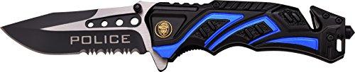MTech USA Taschenmesser, Polizei - Version, MT-A865PD