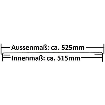 Distanzhalter L=525mm Spannhaken Abstandshalter Haken Gabione Steinkorb Gitter