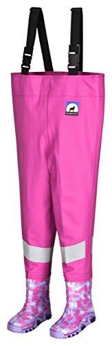 Kinderwathose AW pink Gr. 30/31