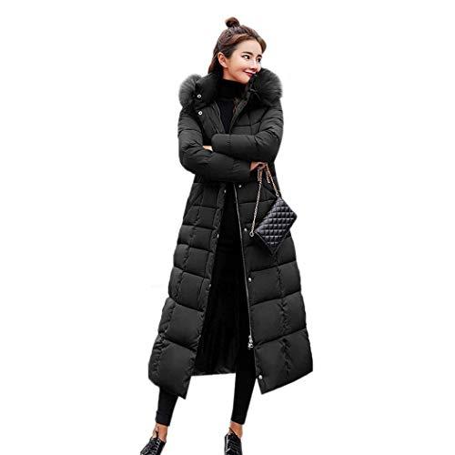 Masoke Mujer Belleza - Mujer Abrigo Invierno Capucha