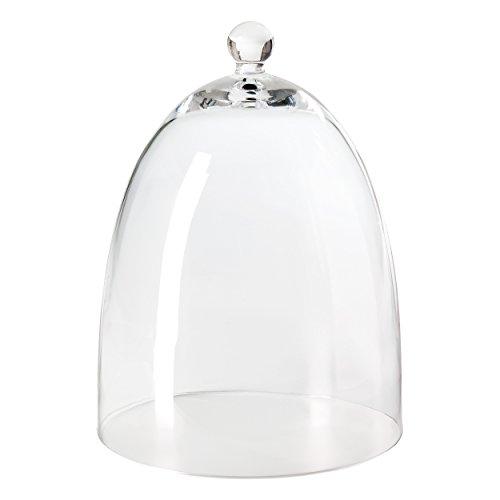 ASA 5307009 hohe Glasglocke - Glashaube Ø 10 cm Höhe 15 cm
