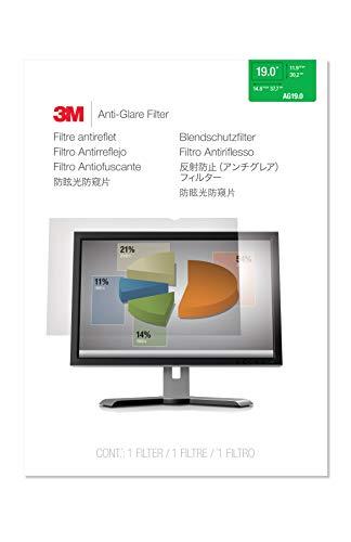 3M Anti-Glare Filter 19 f/Standard Monitor, 98044058315 (f/Standard Monitor) (3m Anti-glare Filter)