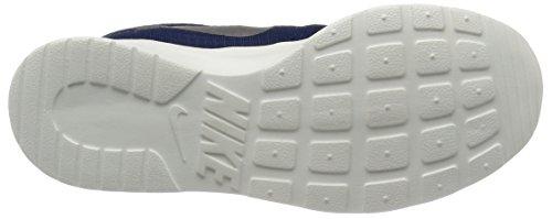 Nike Wmns Tanjun Se, Scarpe da Ginnastica Donna Multicolore (Azul / Plata)