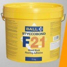 F Ball F21Wood Block Tauchen selbstklebend 15kg